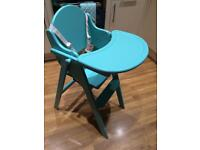 Mothercare wooden highchair
