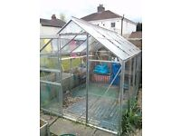 Green house free to collector