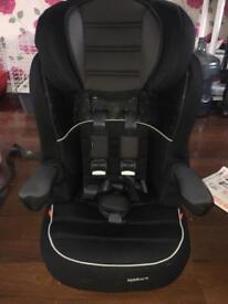 Isofix kiddicare car seat