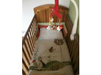 Addington cotbed from Mothercare