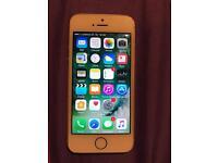 Apple iPhone 5s 32gb on Vodafone/ lebara/ talk talk