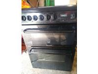 hotpoint freestanding cooker