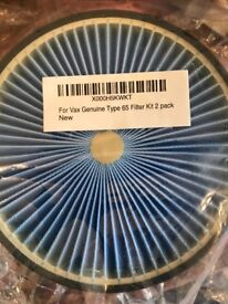 Vax Genuine Type 65 Filters