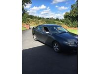 2004 Grey Honda Accord CTDI Sport 2.2 Dieel
