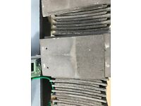 Roofing Tiles - Redland Grey Concrete Plain Tiles