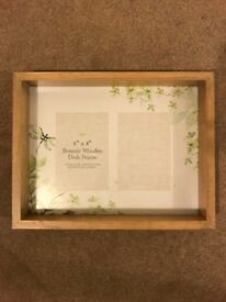 NEW Wooden Photo Frames