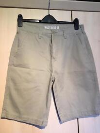 Men's shorts £4