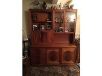 Wooden Dresser Display Unit