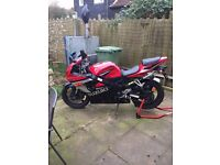 2006 GSXR600 K5 for sale