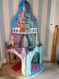 Princess Day and Night Castle