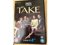 The Take Tom Hardy DVD
