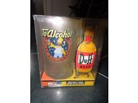 BNIB Simpson Beer Stein and Bottle Opener