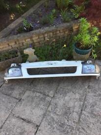 Ford Transit T350 mid front panel & headlights