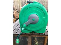 25m Hozelock Wall Mounted Hose Reel