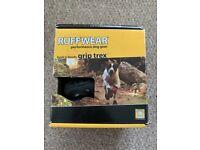 BRAND NEW - x4 RUFFWEAR GRIP TREX DOG BOOTS (Protective Shoes - Granite Grey)