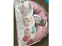 Mother care play mat and arch as new
