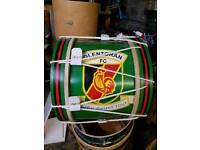 Lids lambeg drum and sticks