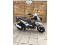 2009 GILERA RUNNER 125cc NEW MOT £1100