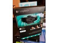 Logitech C920 HD webcam 1080p