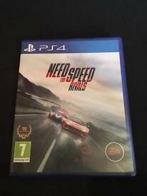 Need for Speed Rivals (PlayStation 4)