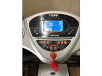 York Aspire treadmill and wondercore machine