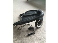 Bugaboo Cam Cameleon, Donkey, Bee, Buffalo etc Wheeled Buggy Board! Great Condition!
