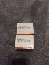 Avon nutraeffects radiance daily Cream & night Cream 50ml each brand new sealed