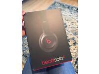 New sealed beats solo 2 headphones