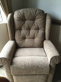 Disability - Riser/Recliner Armchair - electric - UNUSED good as new