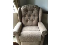 ARMCHAIR - Disability - Riser/Recliner Armchair - electric - UNUSED good as new