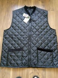 Brand new Gilet body warmer 3XL