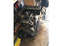 old generator 110volt