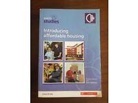 CIH Introducing Affordable Housing Harriott & Matthews