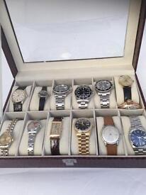 Omega ,Rolex, Breitling, Jaeger, Cartier, Tudor,Military, Heuer watch wanted up to £7750