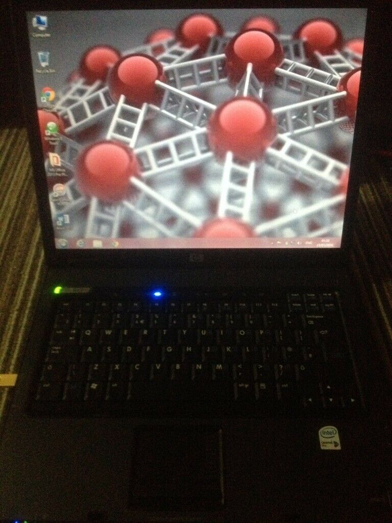 HP laptop /windows 7/office 2013/grab a bargain/3months guaranty | in  Southside, Glasgow | Gumtree