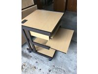 Compact computer desk for sale
