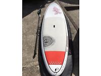 Starboard widepoint SUP