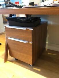 Vintage 2-Drawer Desk Fjord by Maisons du Monde | in South ...