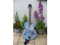 Gretsch G5127, Made in Korea, 2005. Unmarked condition. With case.