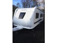 2012 Hobby VIP 645 premium Caravan