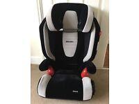 Recaro Monza High Back Booster Seat
