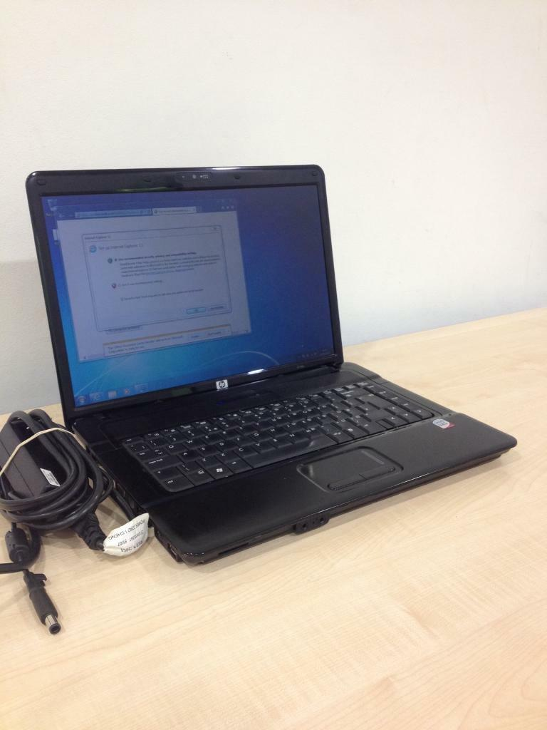 Hp Laptop With Webcam Windows 7 Wifi Office