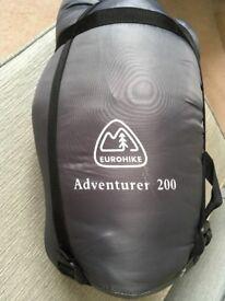 sleeping bag Eurohike Adventurer 200