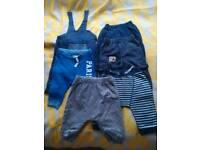Baby boy clothes size 3-6 months bundle