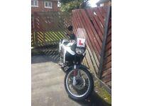Derbi Terra 125cc £1,500