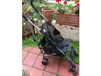 Maclaren volo superlightweight travel pushchair/stroller