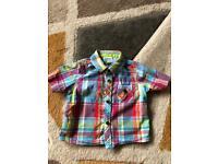 Ted Baker 0-3 months shirt