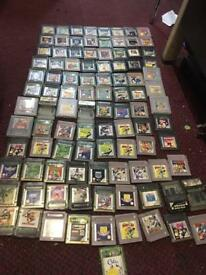 Gameboy games £5 each