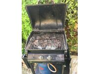 Outback GTX hooded barbecue