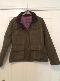 Shire Classic Tweed Coat